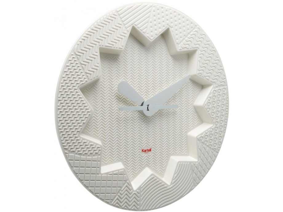 Horloge Crystal Palace de Kartell 02
