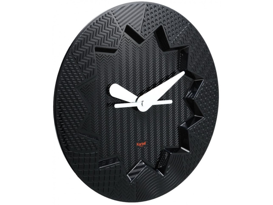 Horloge Crystal Palace de Kartell 04
