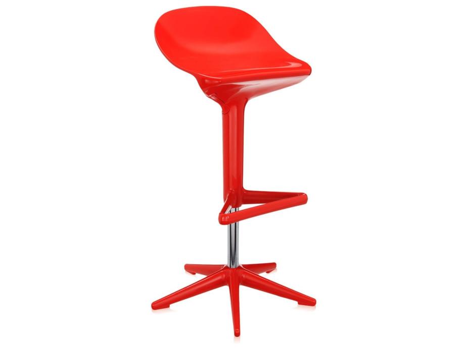 Chaise de bar Spoon de Kartell 09