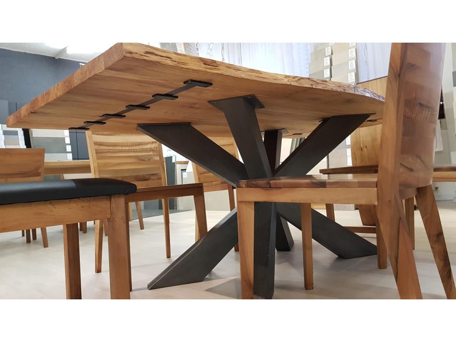 Massivholz  Esstisch Leon 06