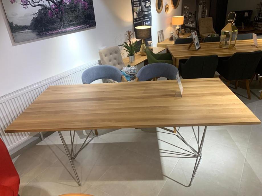Esstisch Stainless Oak Table 03