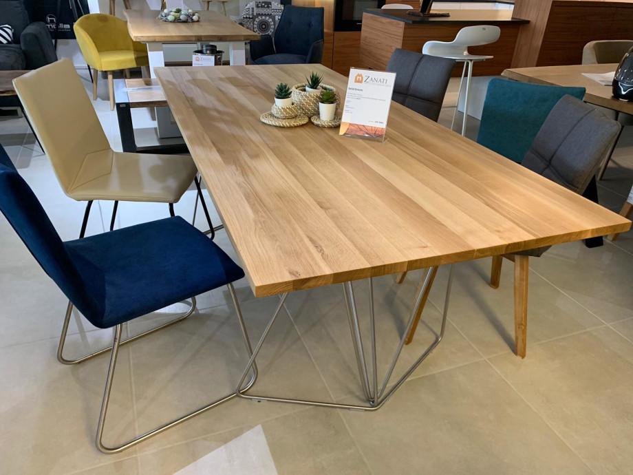 Esstisch Stainless Oak Table 05