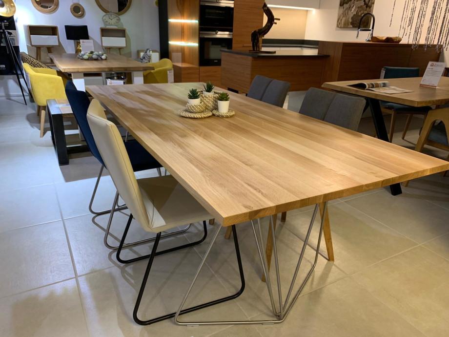 Esstisch Stainless Oak Table 06