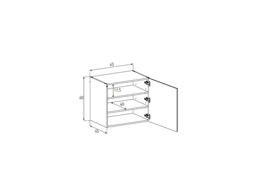 Sideboard Sonorous Elements, Kommode Kombination SB F451, B=325cm / H=63cm 04