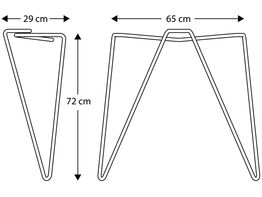 Tick Large, Tischklemmen Set 11
