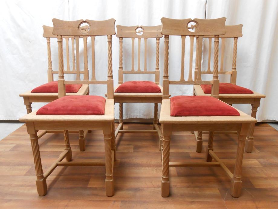 Eichenstühle 03