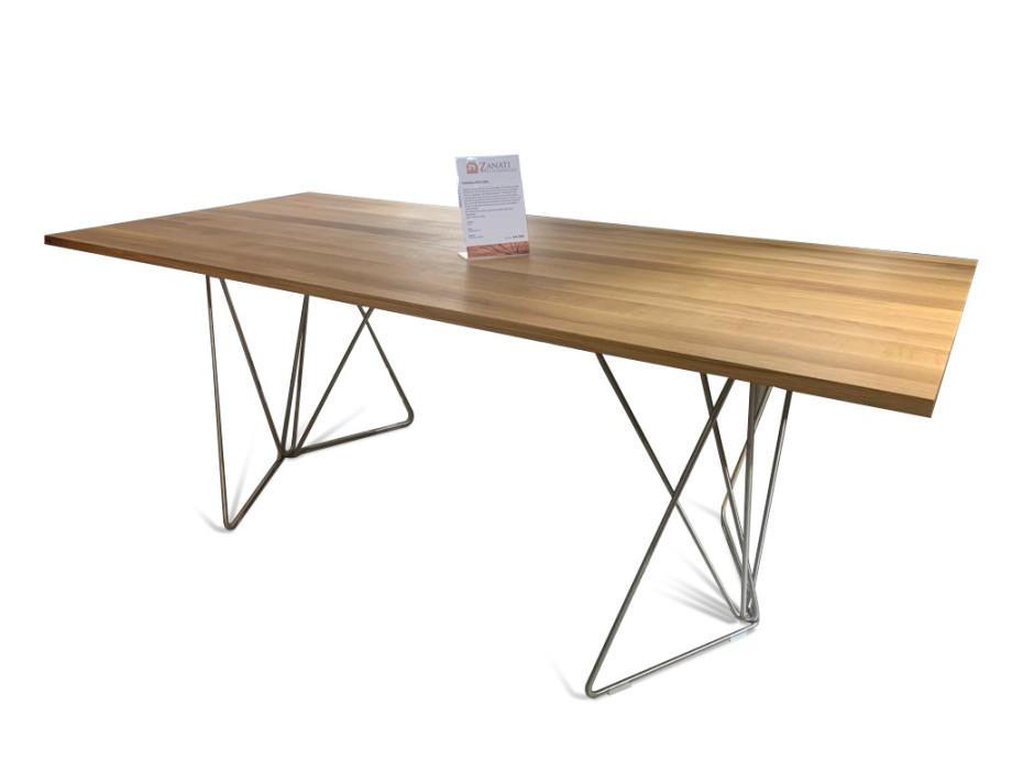 Esstisch Stainless Oak Table 07