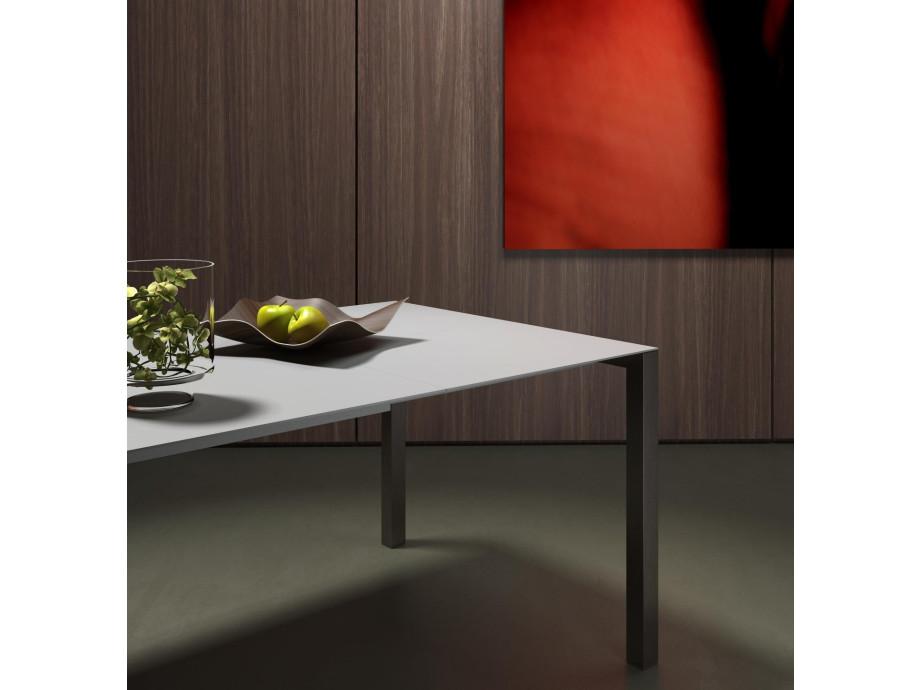 Esstisch Prato mit Klappauszug von Willisau 01