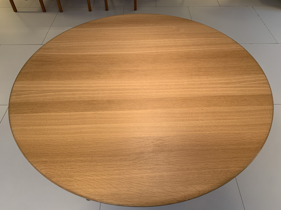 Esskombintation Tisch und Stühle (4 STK) Team7 04