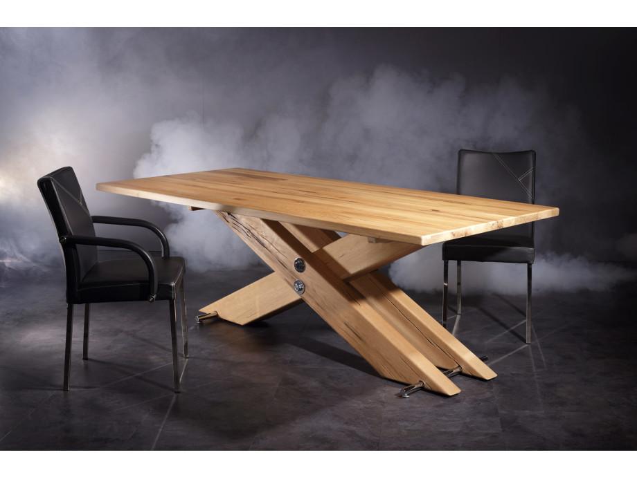 Sprenger Kruezfuss Tisch 02