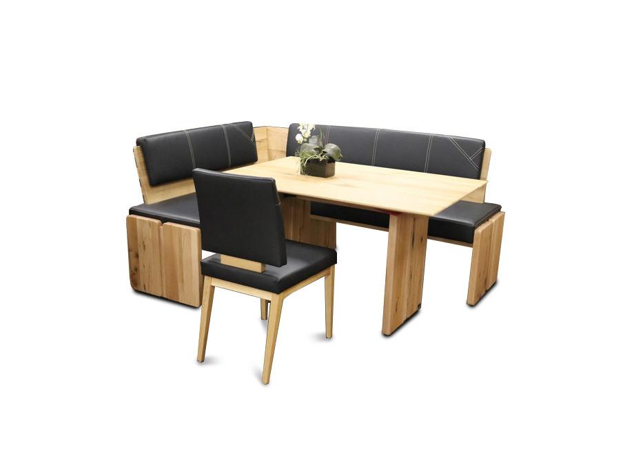 SPRENGER Eckbank mit Tisch in Eiche 04