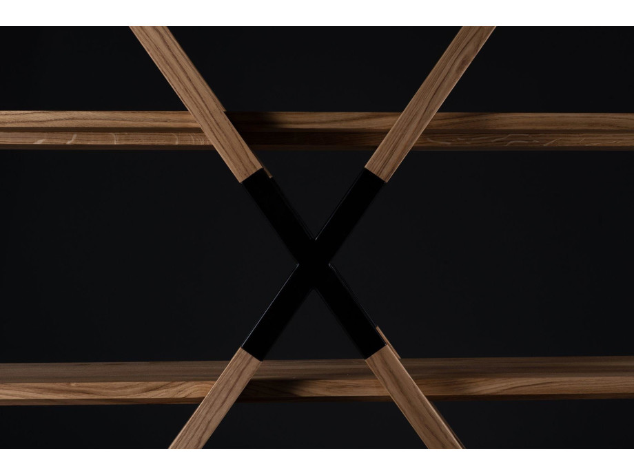 X Shelf Bücherregal (Artisan) 04