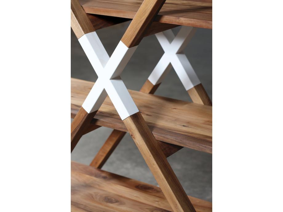 X Shelf Bücherregal (Artisan) 06