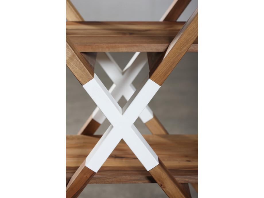 X Shelf Bücherregal (Artisan) 07