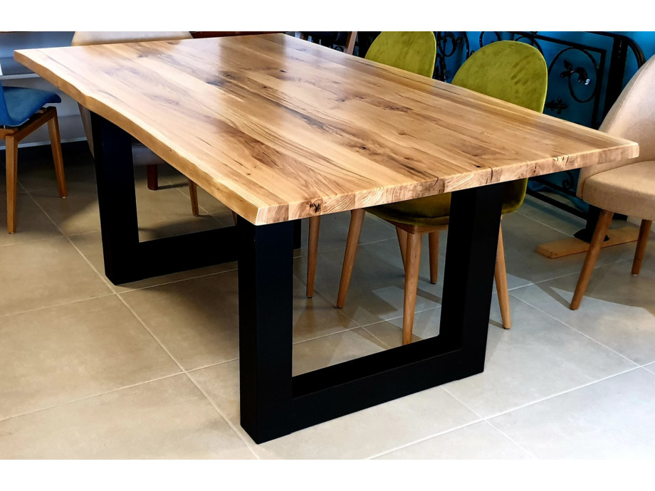 Esstisch Black Oak Table 02