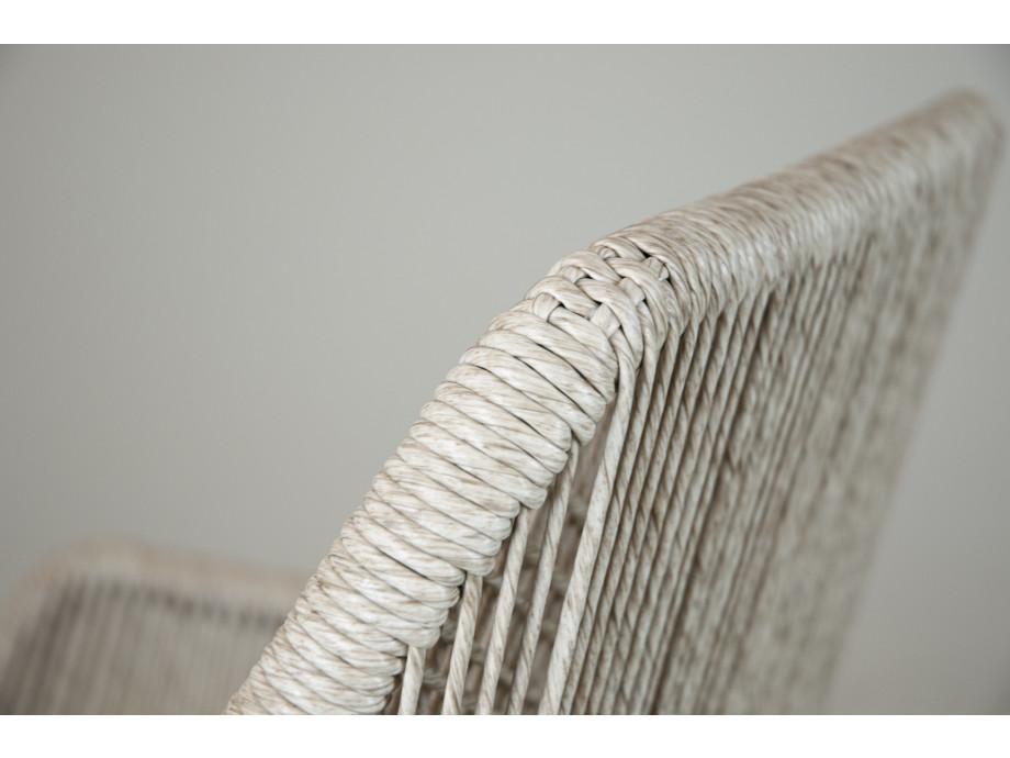 Gartenstuhl ALLANIS (4 Stk) (beige) 02