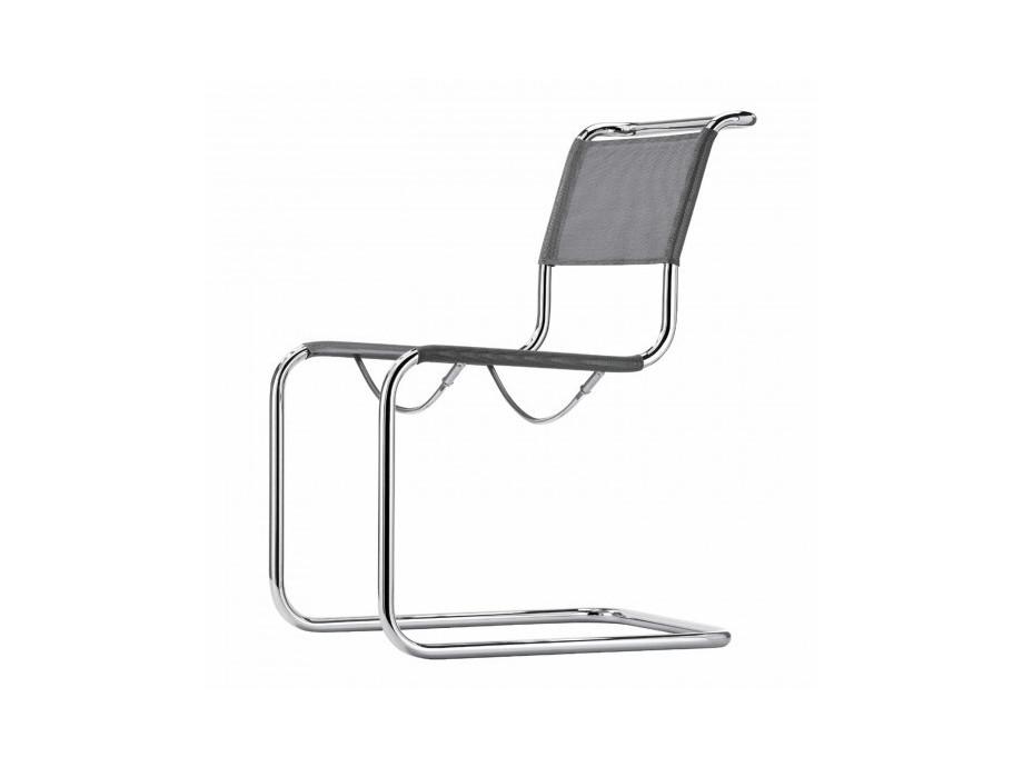 Freischwinger Stuhl S 33 N 02