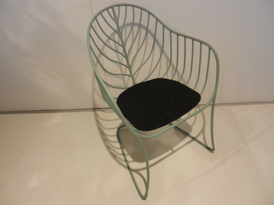 4 Stühle Folia von Royal Botania 07
