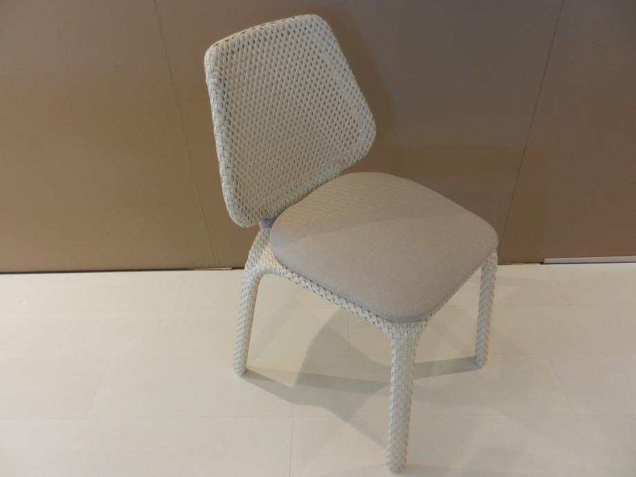 4 Stühle Seashell von Dedon 07