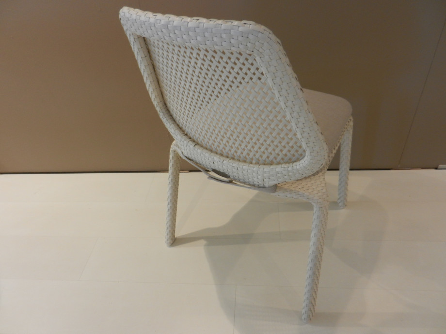 4 Stühle Seashell von Dedon 08