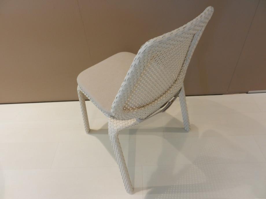 4 Stühle Seashell von Dedon 09