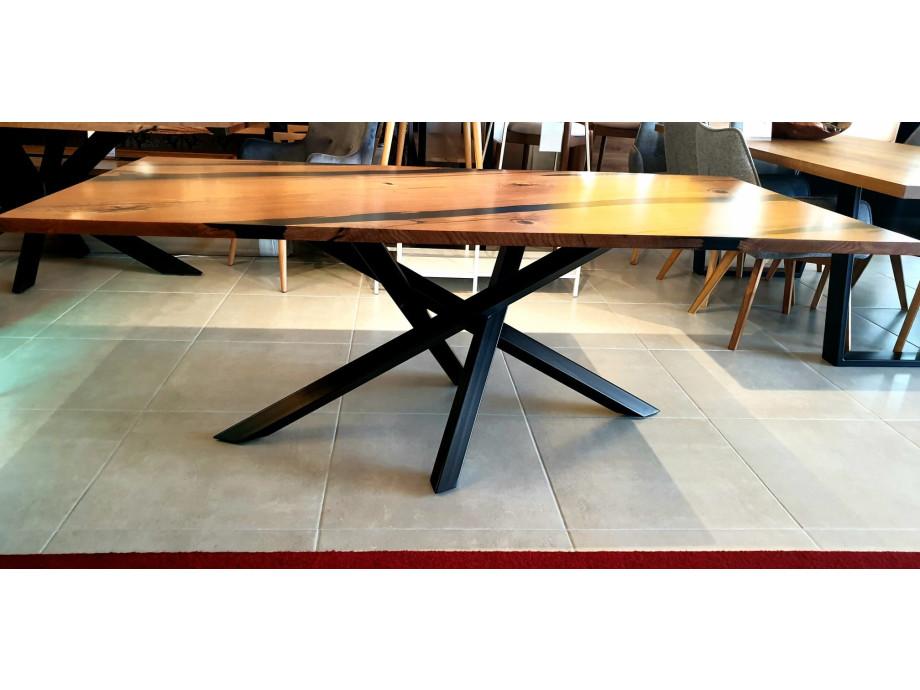 Esstisch Abonos Elegant Table mit Epoxid 01