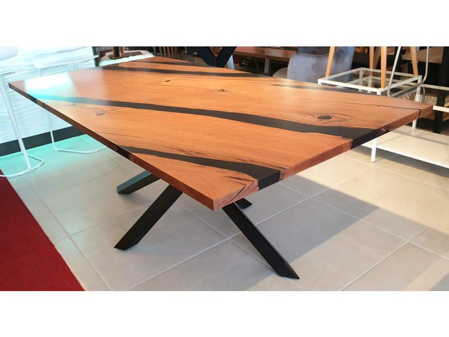 Esstisch Abonos Elegant Table mit Epoxid 03