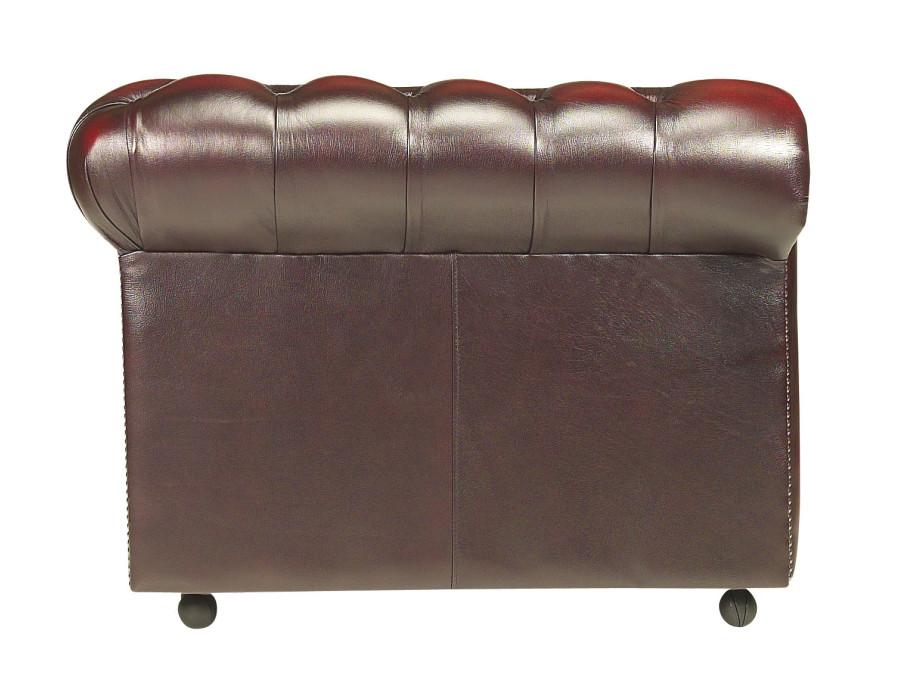 Original Chesterfield 3er Sofa Conventry 07