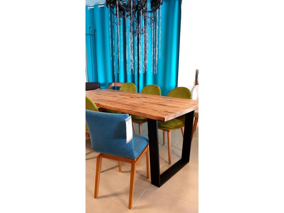 Esstisch Industrial Table 09
