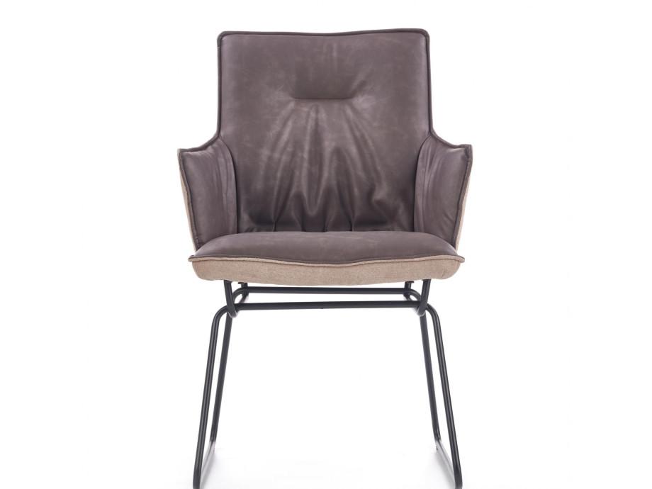 Stuhl SID mit Armlehnen moderner Design 03