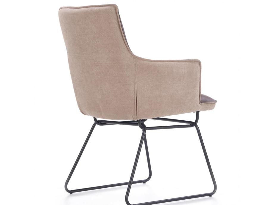 Stuhl SID mit Armlehnen moderner Design 04