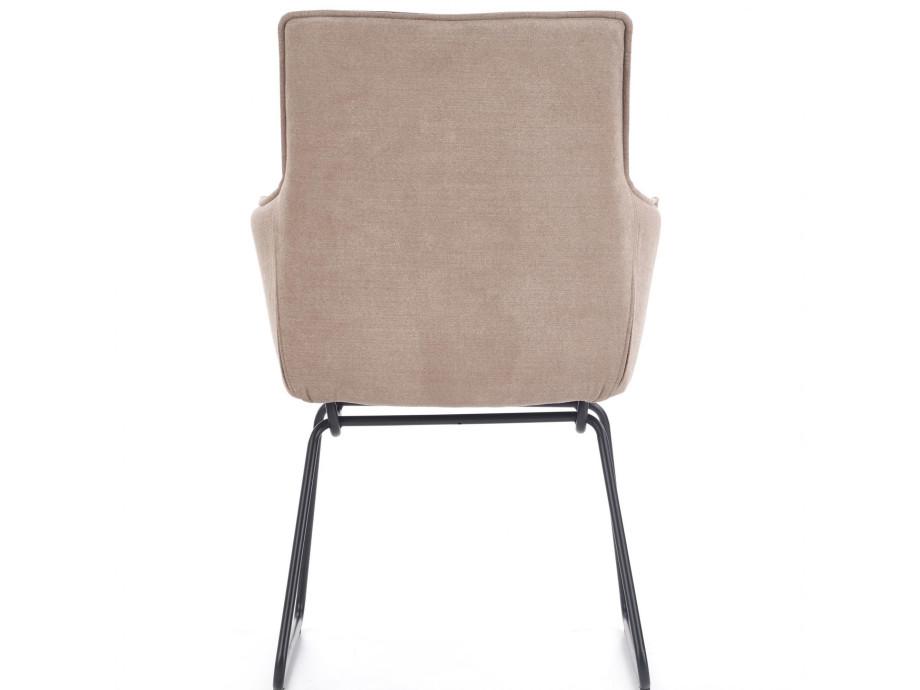 Stuhl SID mit Armlehnen moderner Design 05