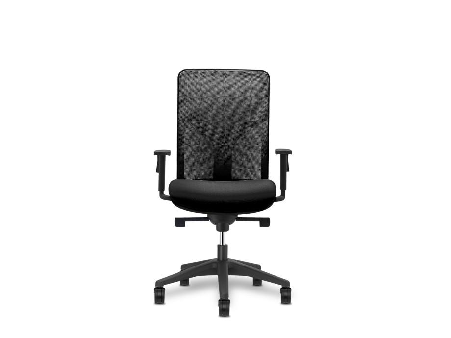 NoName Bürodrehstuhl Sitland mit Armlehnen 01