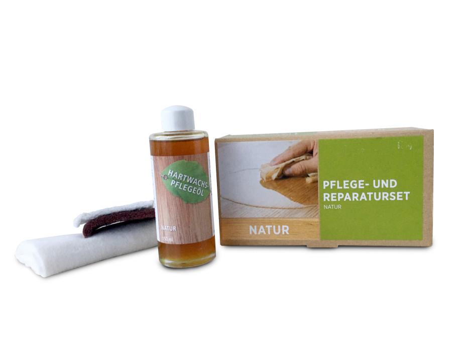 Holz Pflege- und Reparaturset Natur 02