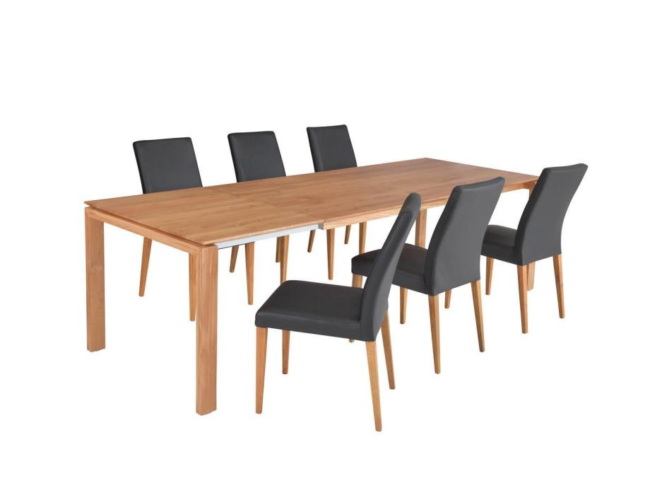 Esstisch mit Stühlen Colorada 01