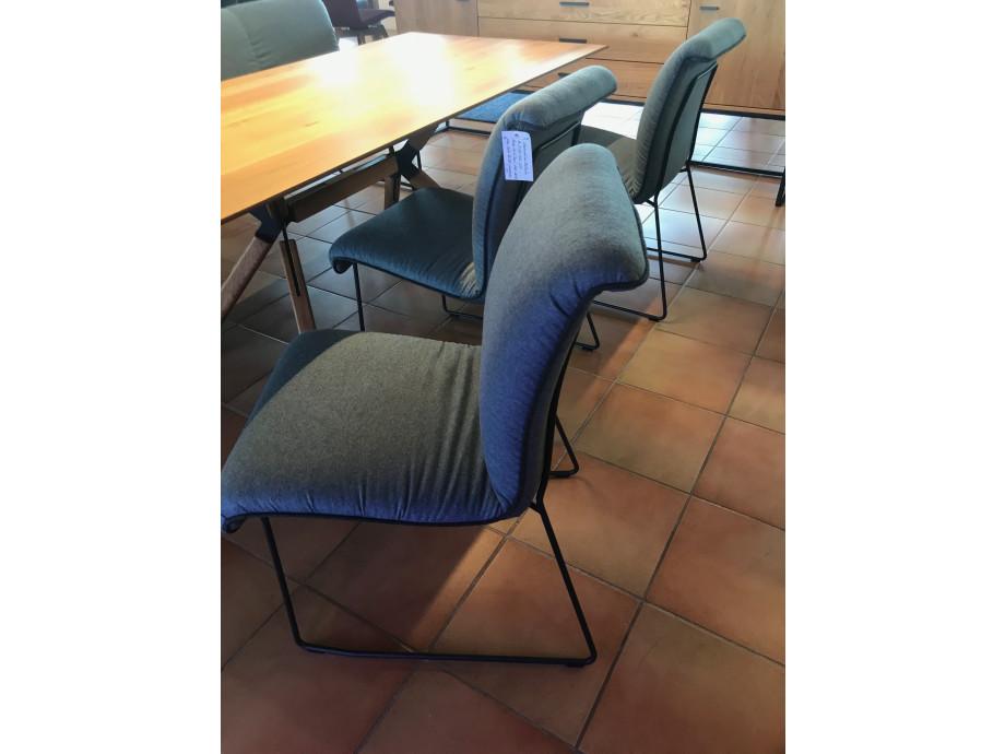 Zweigl Bank mit 3 Stühlen 01