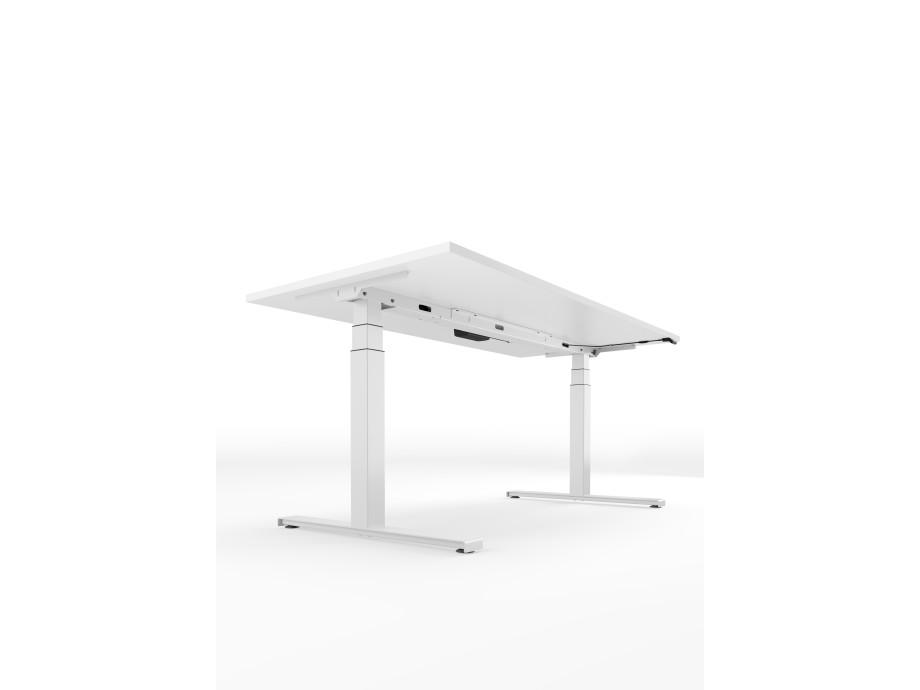 elektrisch höhenverstellbarer Bürotisch/Schreibtisch 01