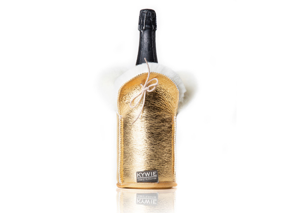Schaffell Champagnekühler 02