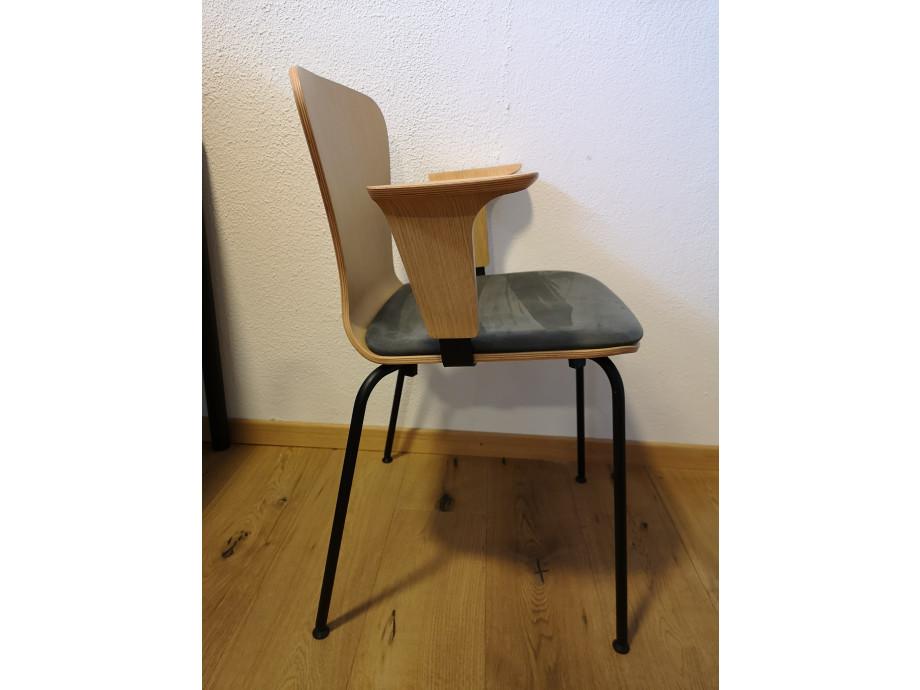 Esszimmerstuhl PLAY arm chair Tube 03