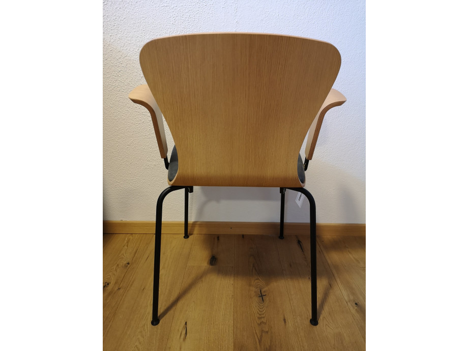 Esszimmerstuhl PLAY arm chair Tube 02