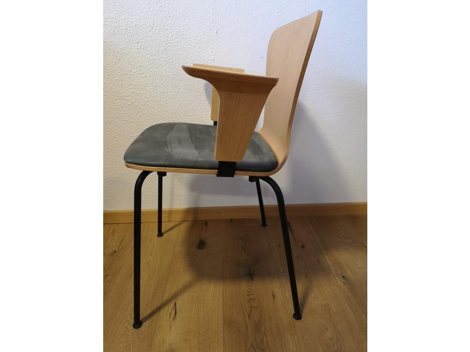 Esszimmerstuhl PLAY arm chair Tube 01