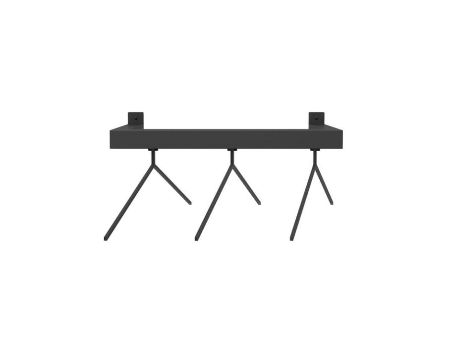 Kleiderständer Nichba Design - HangSys Garderobe L100cm x T26cm 08