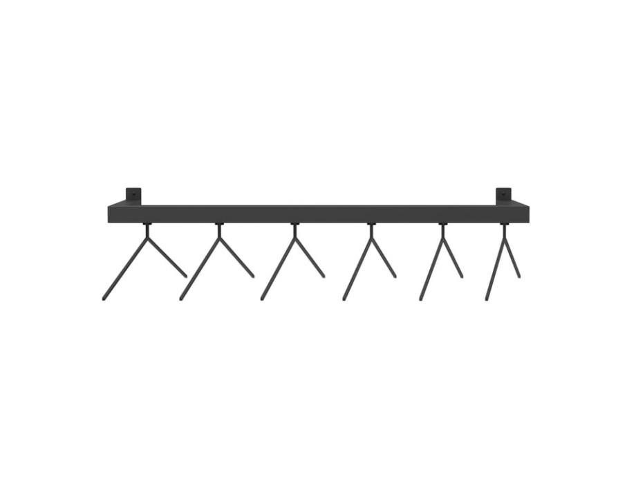 Kleiderständer Nichba Design - HangSys Garderobe L100cm x T26cm 06
