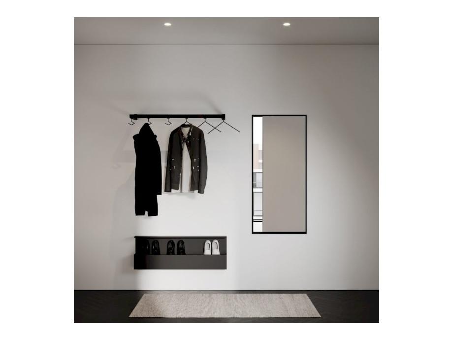 Kleiderständer Nichba Design - HangSys Garderobe L100cm x T26cm 01
