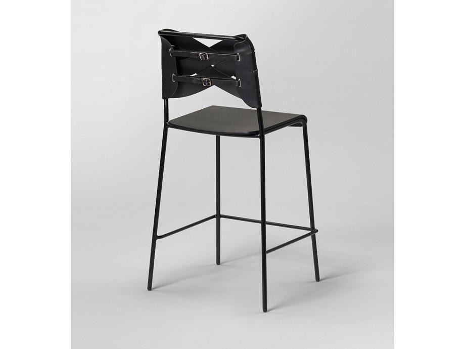 Barhocker Torso Designhouse Stockholm - schwarz 02