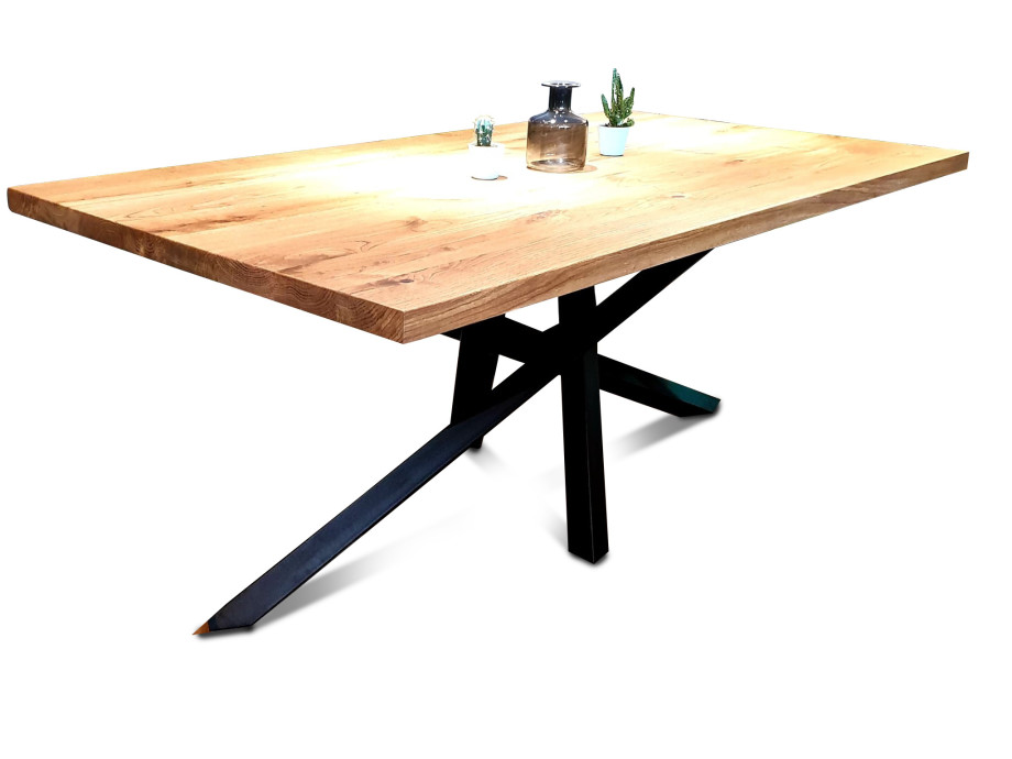 Esstisch Elegant Table Industrial 04