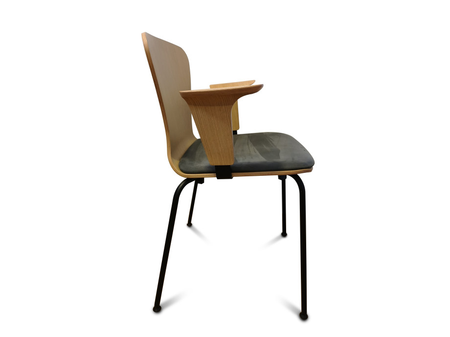Esszimmerstuhl PLAY arm chair Tube 05
