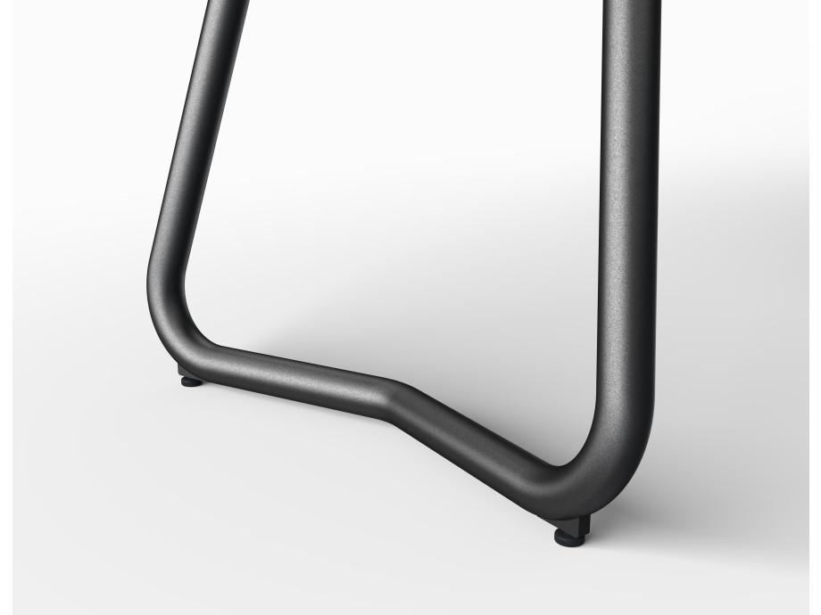 Gartentisch JURA (Tischgestell Stahl eisengrau, Tischplatte Laurent) 04