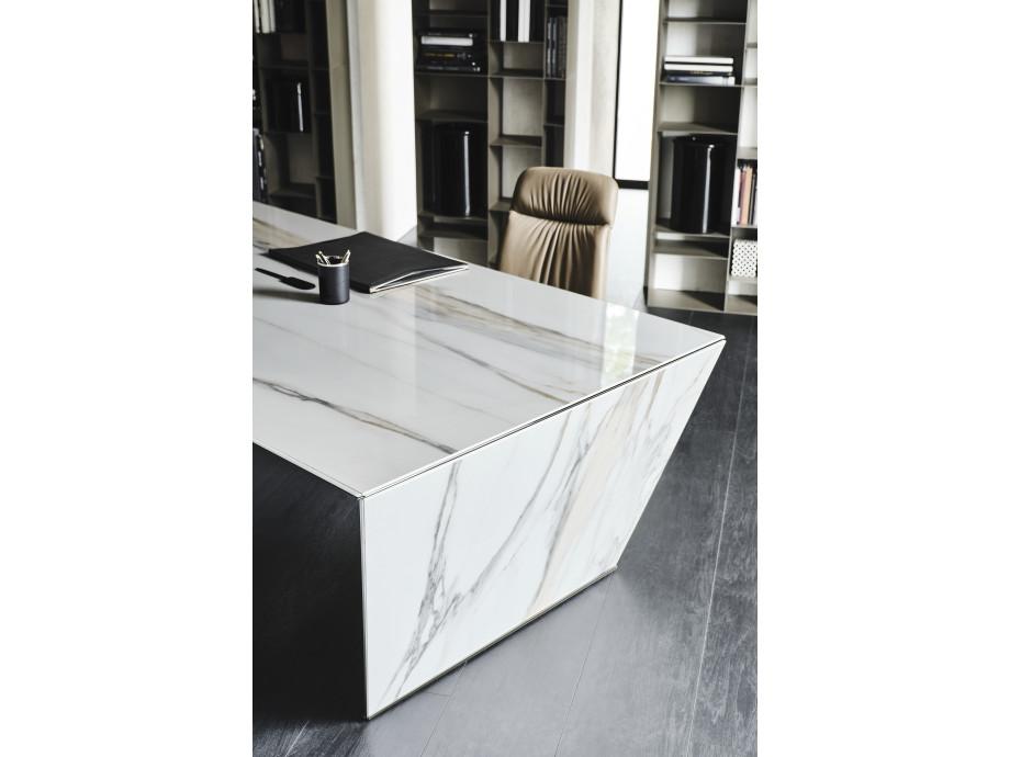 Schreibtisch Cattelan Nasdaq Keramik 04