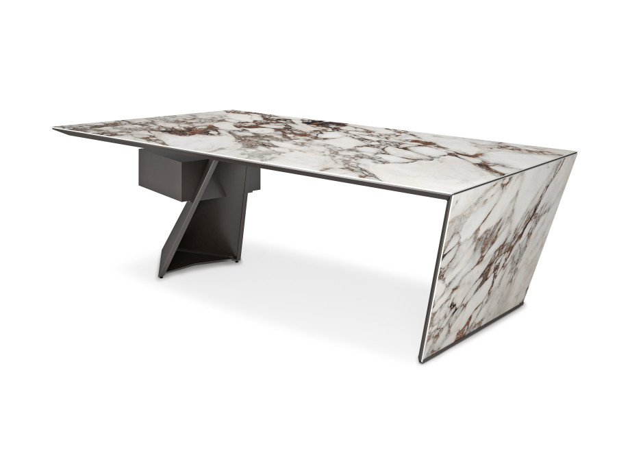 Schreibtisch Cattelan Nasdaq Keramik 12